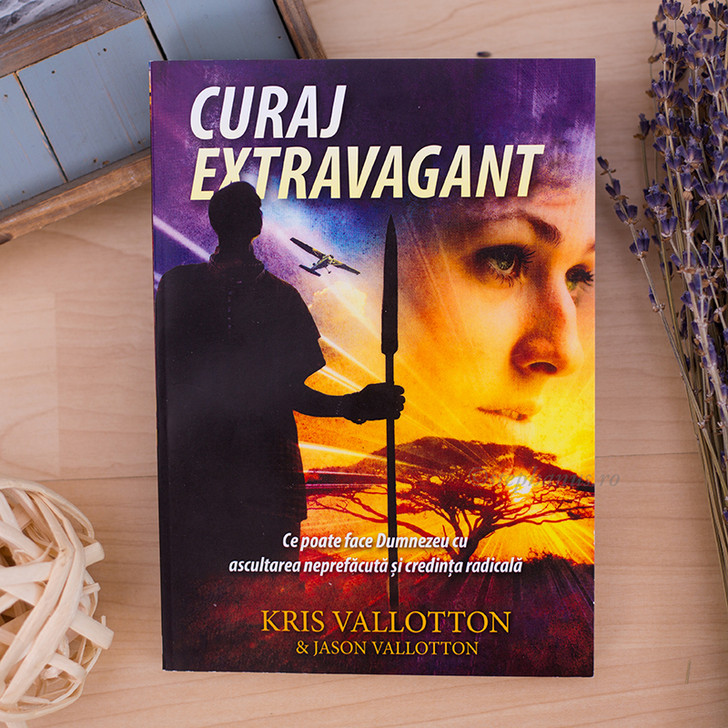 Curaj extravagant - Kris & Jason Vallotton
