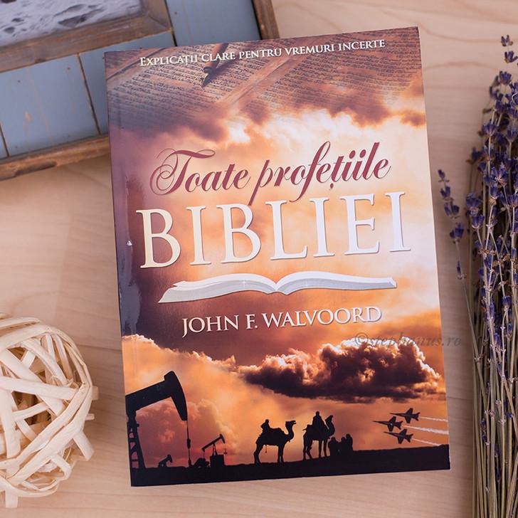 Toate profetiile Bibliei
