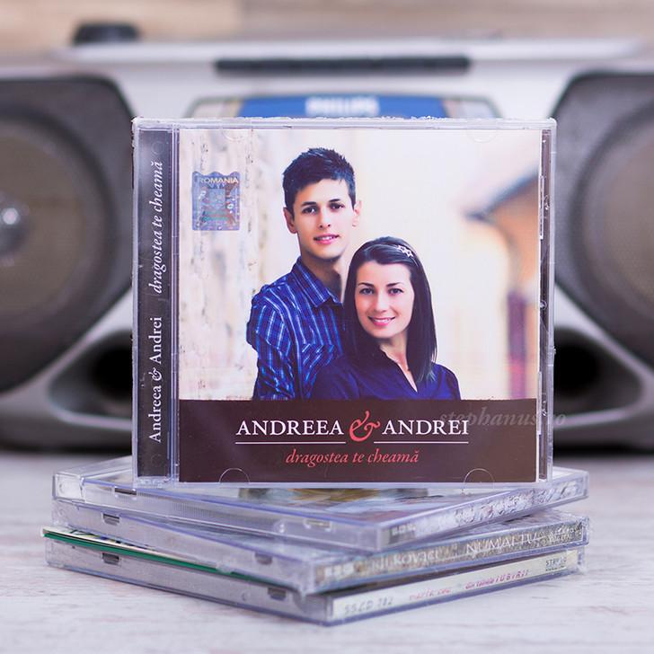 Andreea & Andrei - Dragostea te cheama