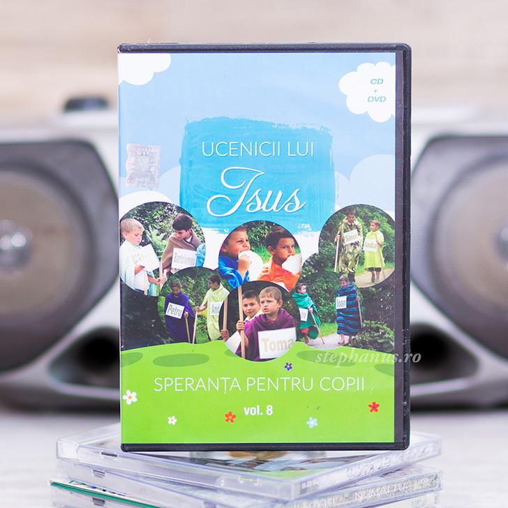 Speranta pentru copii vol. 8 - Ucenicii lui Isus