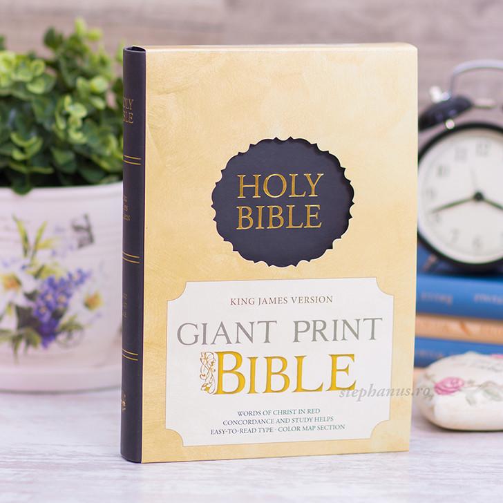 Holy Bible KJV - mare