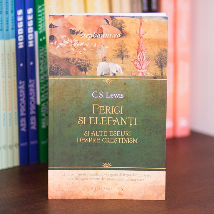 Ferigi si elefanti si alte eseuri despre crestinism