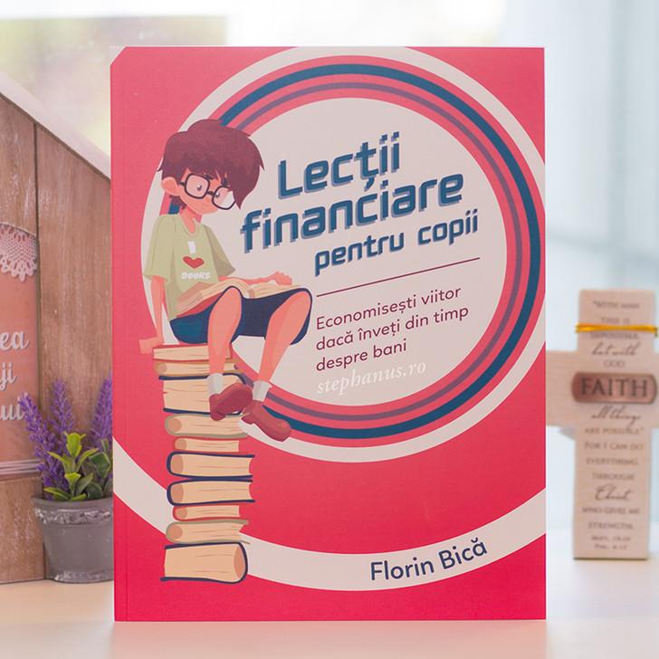 Lectii financiare pentru copii