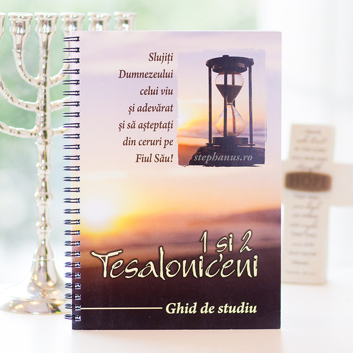 1&2 Tesaloniceni -  Ghid de studiu (Faragau)