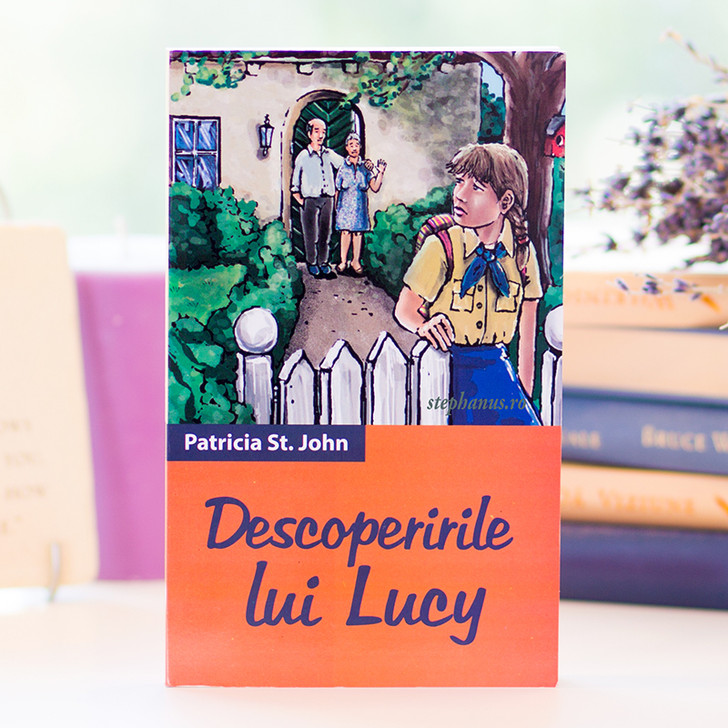 Descoperirile lui Lucy, Partricia St. John