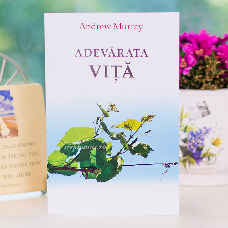 Adevarata vita - Andrew Murray