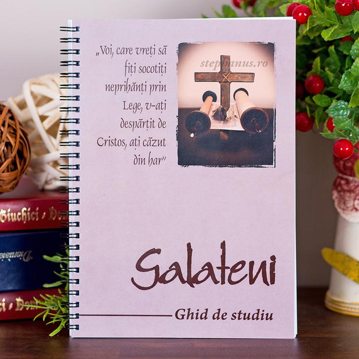Galateni, Ghid de studiu, Beniamin Faragau