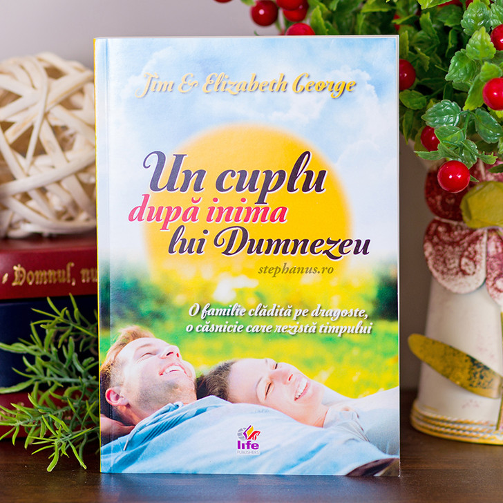 Un cuplu dupa inima lui Dumnezeu, Jim & Elizabeth George