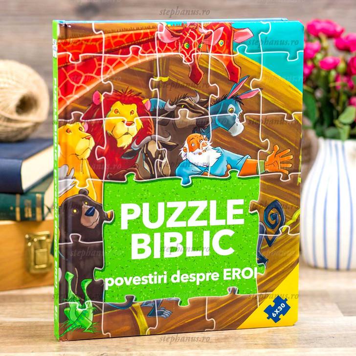 Puzzle Biblic - Povestiri Despre Eroi