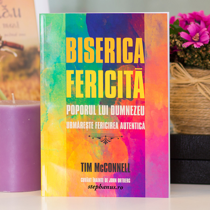 Biserica fericita - Tim McConnell