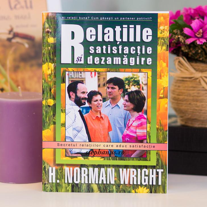 Relatiile: satisfactie si dezamagire, Normal Wright