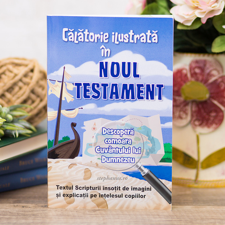 Calatorie ilustrata in Noul Testament
