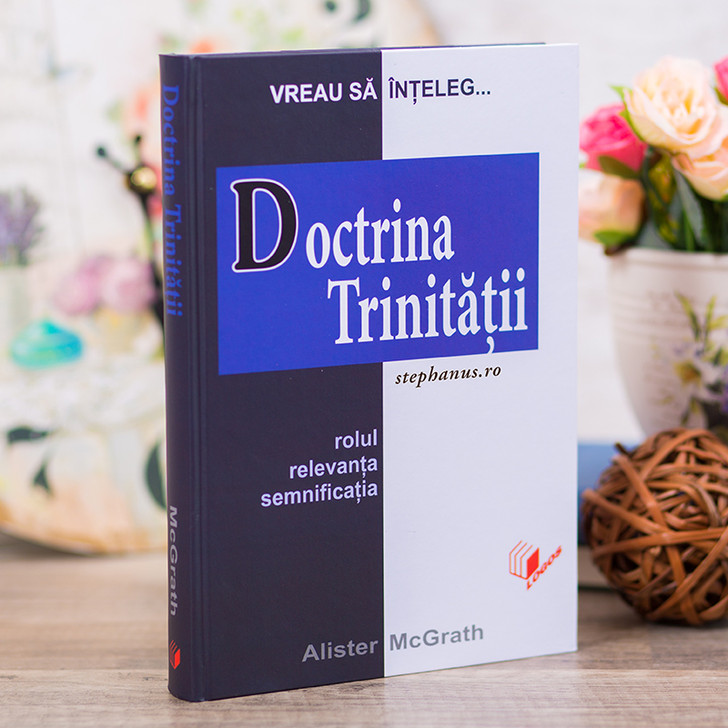 Doctrina Trinitatii, Alister McGrath