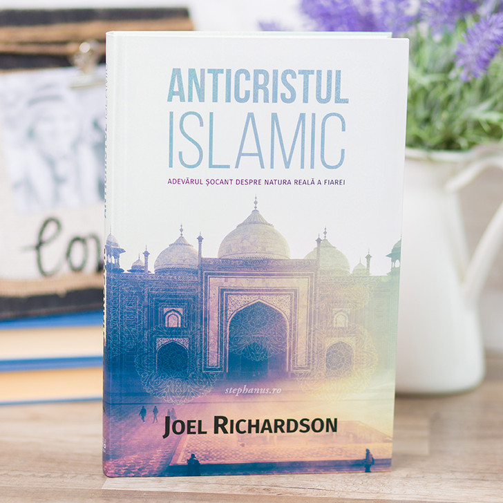 Anticristul islamic, Joel Richardson