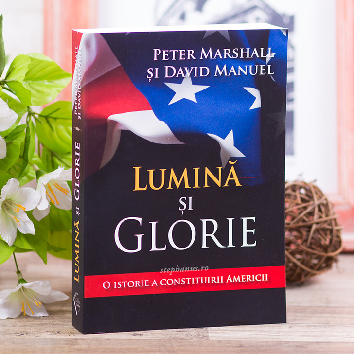 Lumina si glorie, Peter Marshall si David Manuel