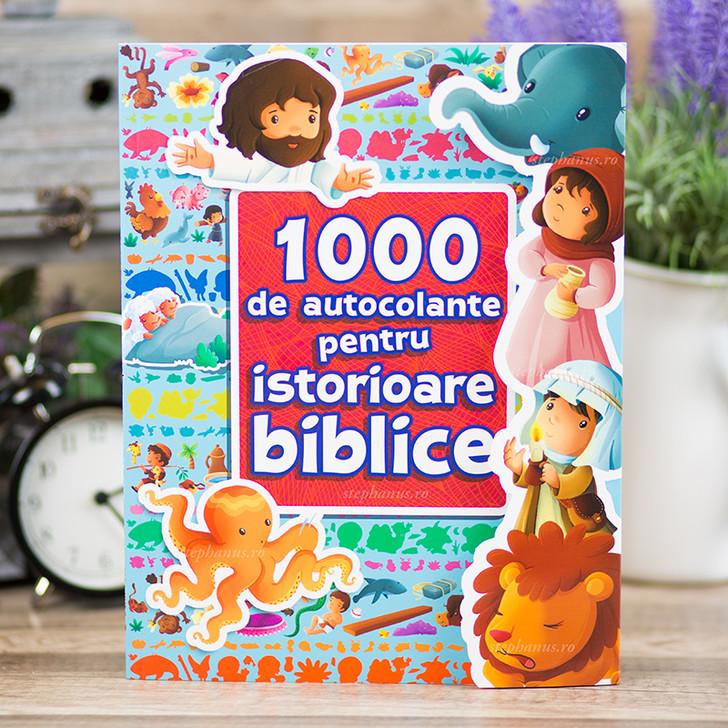 1000 de autocolante pentru instorioare biblice