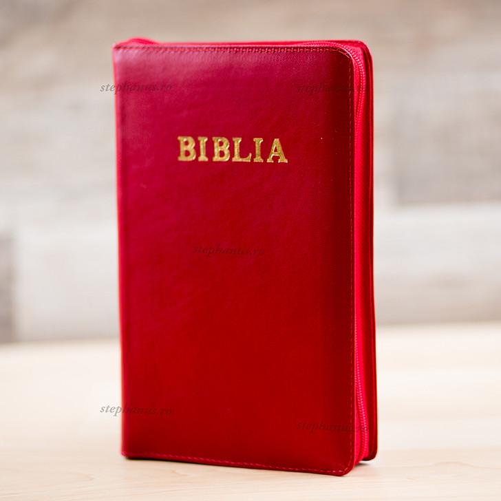 Biblia De Studiu Pentru Copii (Piele, Fermoar)