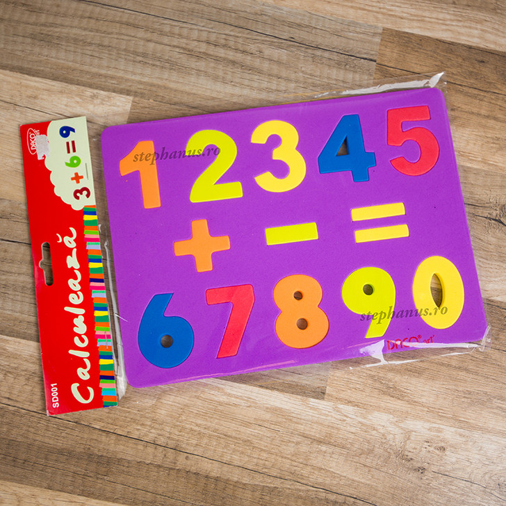 Calculeaza! - set didactic