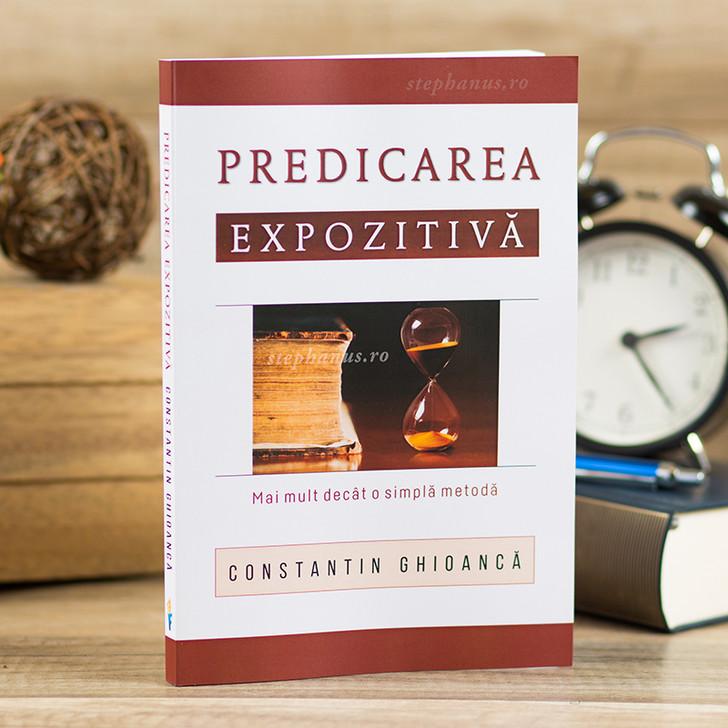 Predicarea expozitiva, Constantin Ghioanca
