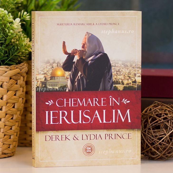 Chemare in Ierusalim, Derek & Lydia Prince