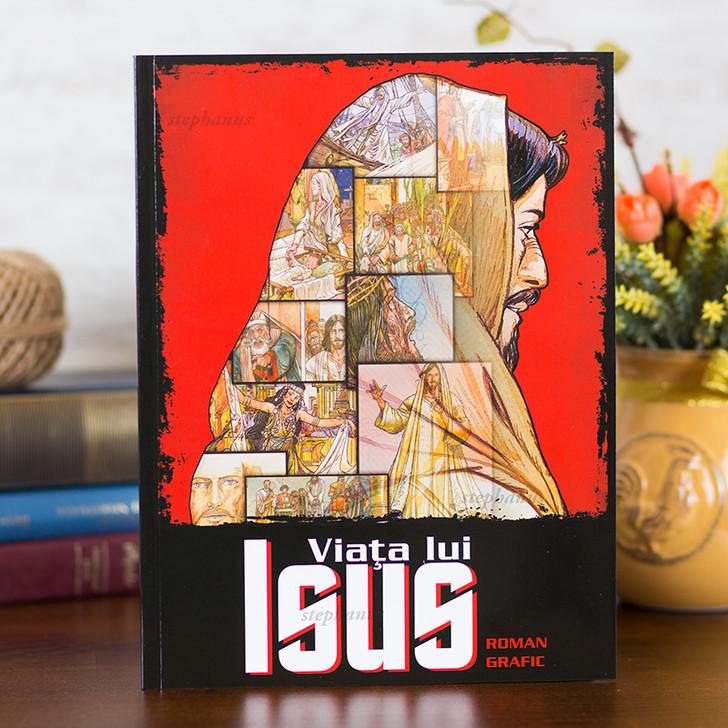 Viata lui Isus - roman grafic