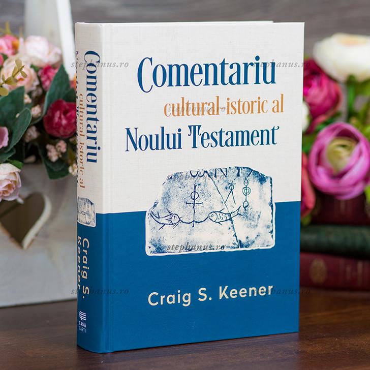 Comentariu cultural - istoric al Noului Testament