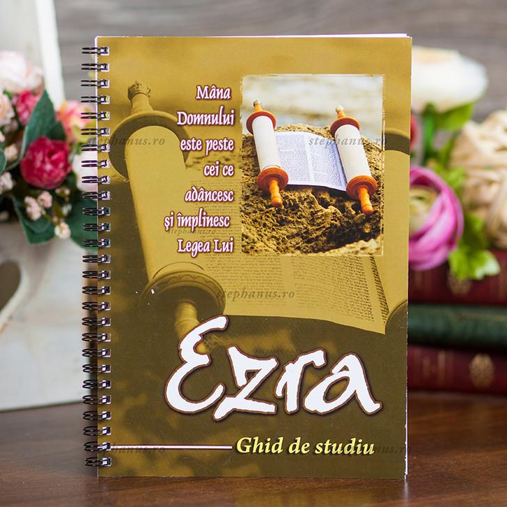 Ezra -  Ghid de studiu (Faragau)