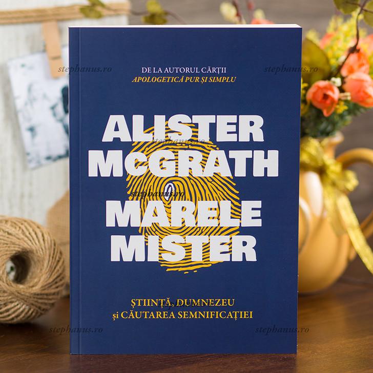 Marele mister,  Alister McGrath