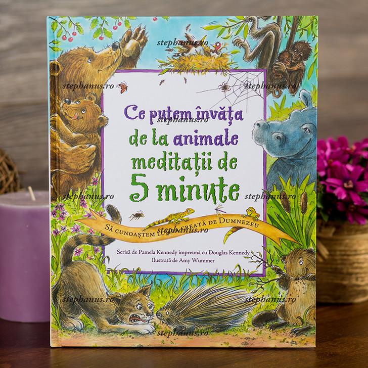 Ce putem invata de la animale - meditatii de 5 minute