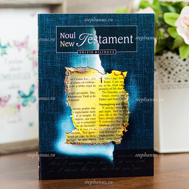 Noul Testament. Ediţie bilingvă.