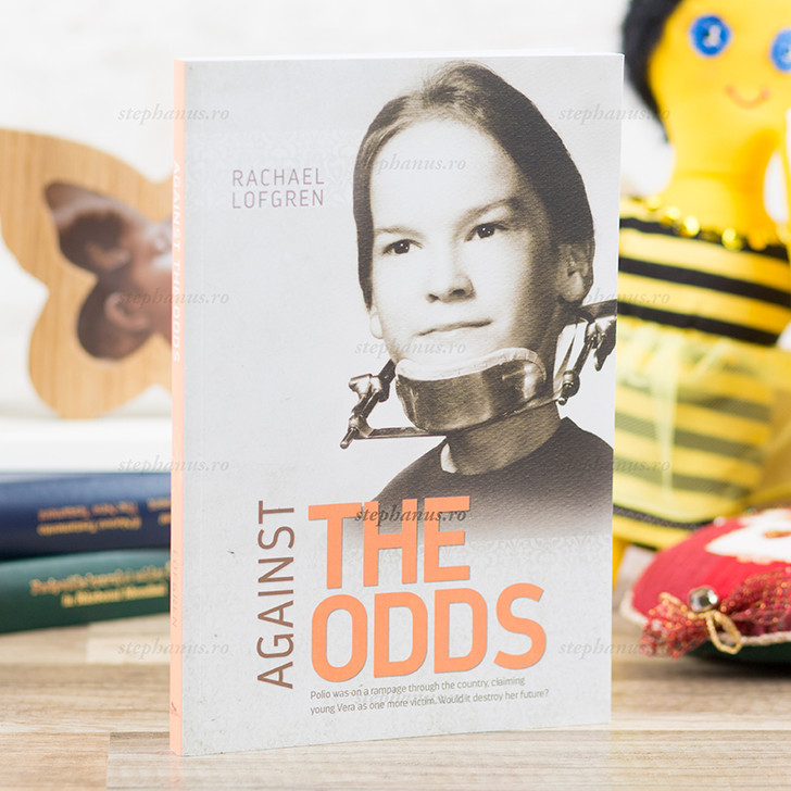 Against the odds, Rachael Lofgren