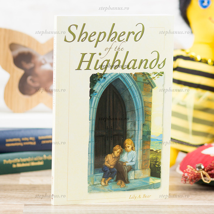 Shepherd of the Highlands, Lily A. Bear,