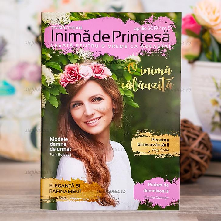Revista:  Inima de printesa Aprilie/2019 nr.5