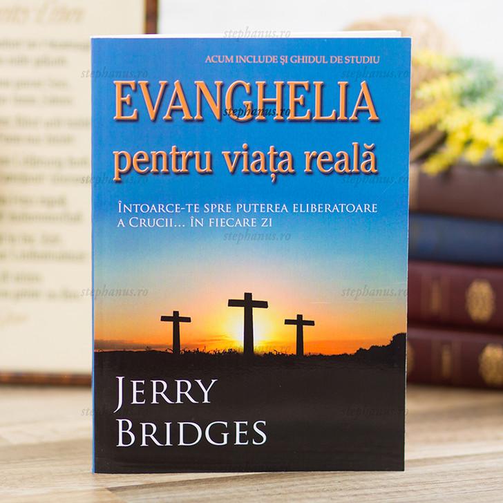 Evanghelia pentru viata reala, Jerry Bridges
