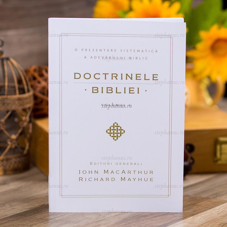 Doctrinele Bibliei - John MacArthur,
