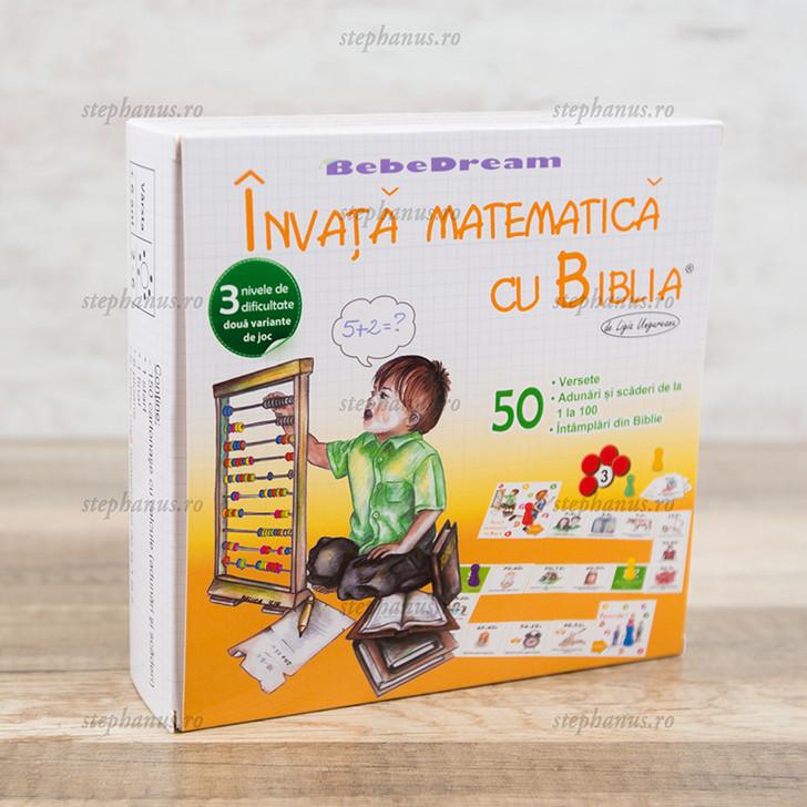 Joc - Invata matematica cu Biblia.