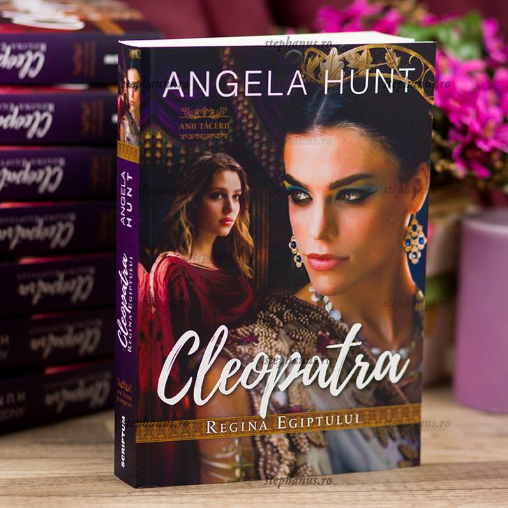 """Cleopatra - regina Egiptului, Seria """"Anii tacerii"""""""