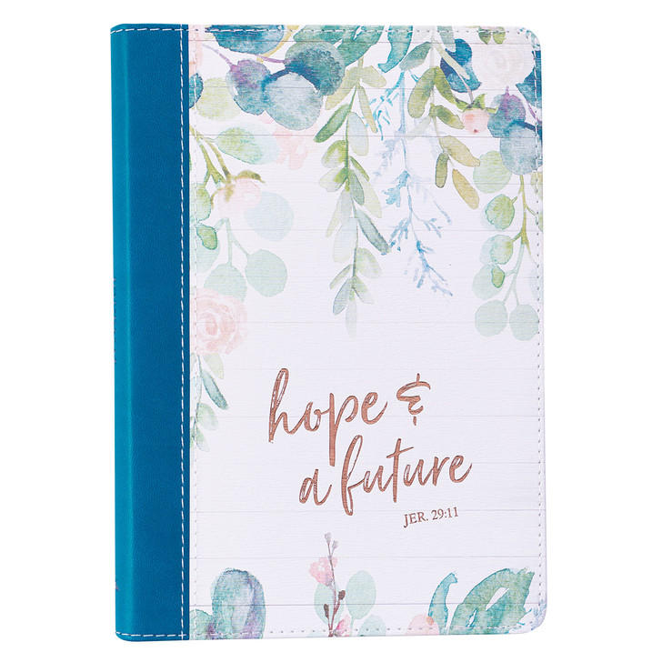 """Jurnal lux """" Hope and Future"""" Jer. 29:11"""