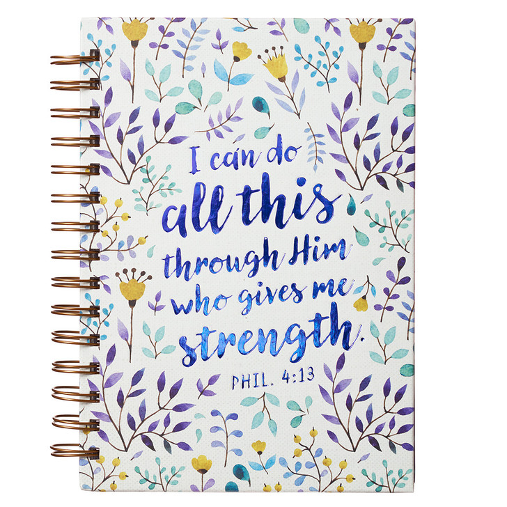 Jurnal - I Can Do All This  Phil. 4.13
