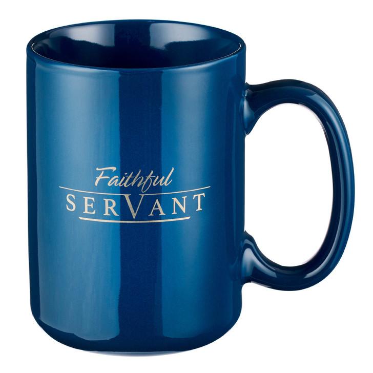 """Cana """" Faithful Servant"""" 2 Chronicles 15:7"""