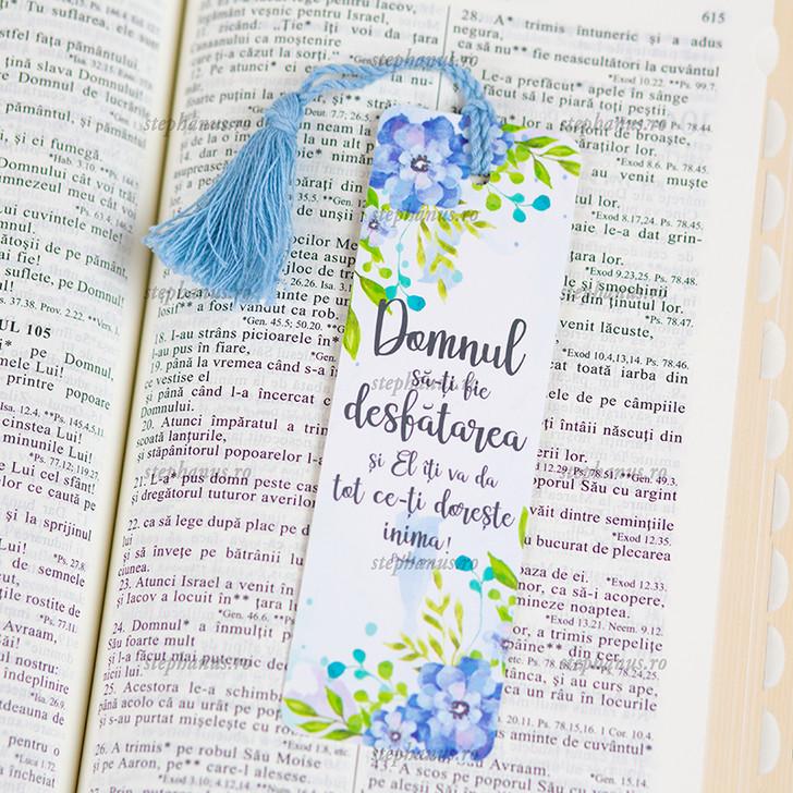 Semn snur: Domnul sa-ti fie desfatarea si El iti va da tot ce-ti doreste inima! Ps. 37.4