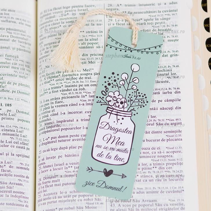 Semn snur: Dragostea Mea nu se va muta de la tine, zice Domnul. Isaia 54.10
