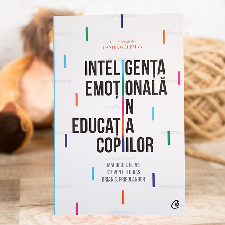 Inteligenta emotionala in educatia copiilor.
