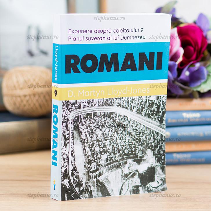 Romani 9 - Planul suveran al lui Dumnezeu