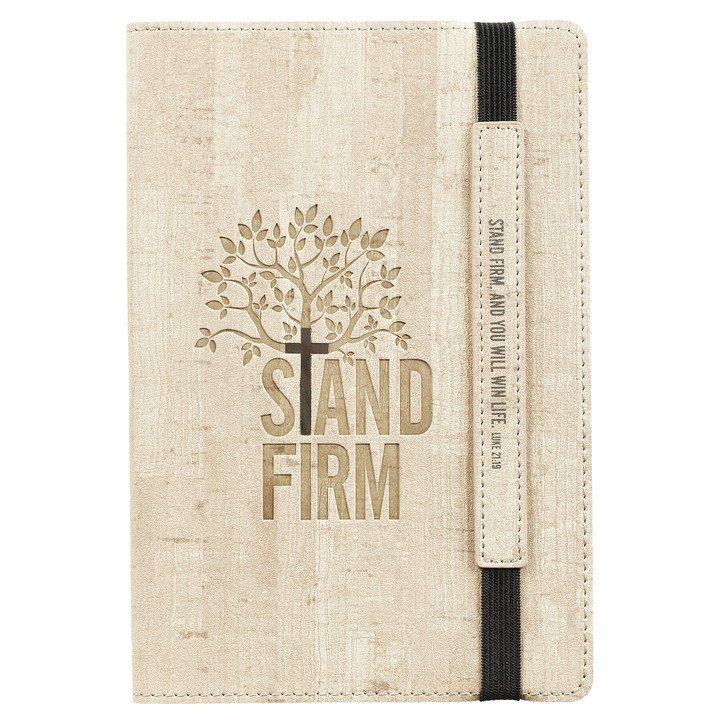 """Jurnal """"Stand firm, and you will win life"""" Luke21.19"""