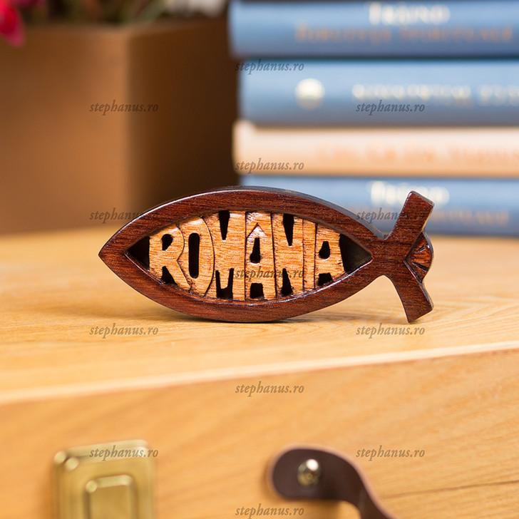 Magnet peste: Romania