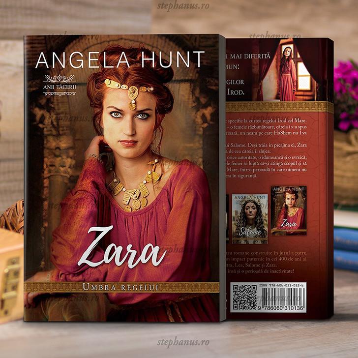 """Zara - umbra Regelui, seria """"Anii Tacerii"""""""
