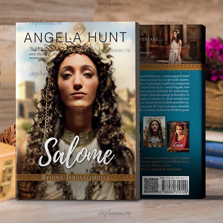 """Salome - Regina Ierusalimului, seria """"Anii Tacerii"""""""