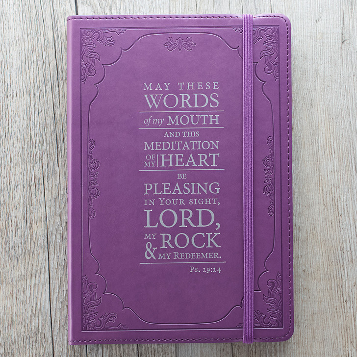 """Jurnal """"The Words of my Mouth""""  Psalm 19:14"""
