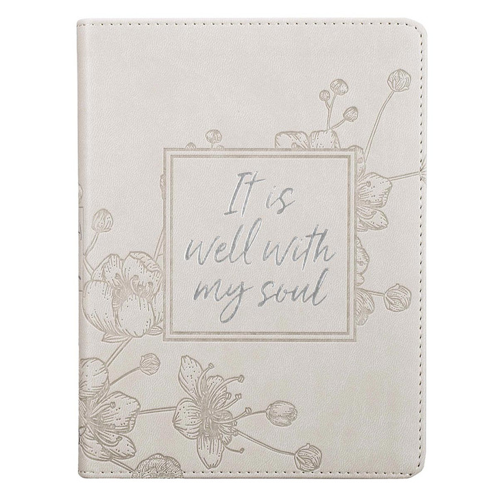 """Jurnal """"It Is Well with my soul"""""""